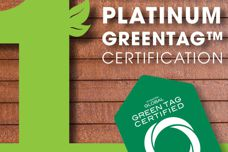 GreenTag-certified cladding by Weathertex