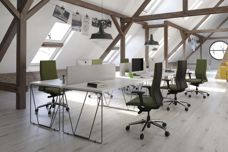 Innovative Forma 5 office furniture