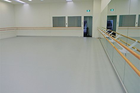 Sprungfloor by Show Works has been used at the Australian Conservatoire of Ballet.