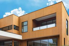 Cladding, panels and facades by Weathertex