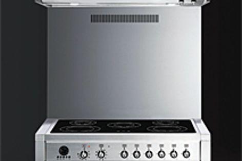Opera A1PYID-6 has ten functions - fanforced, bakers' function, fan grill, fan-assisted, rotisserie.
