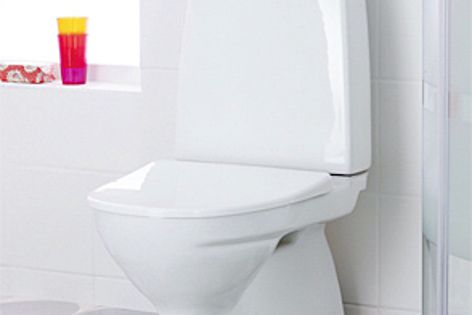 The new Junior toilet from Enware Australia is designed specifically for children.