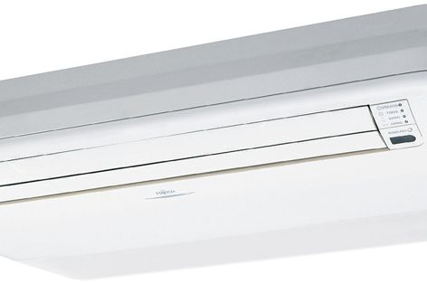 Easy-to-install Fujitsu inverter models offer energy-efficient airconditioning.