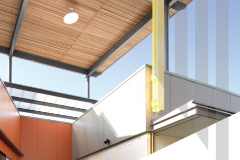 Facades and panels by Screenwood