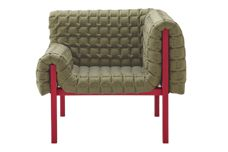 Ruché armchair from Domo