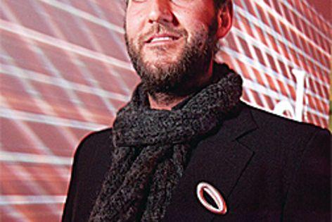 2010 Emerging Design Leader winner Kent Gration.