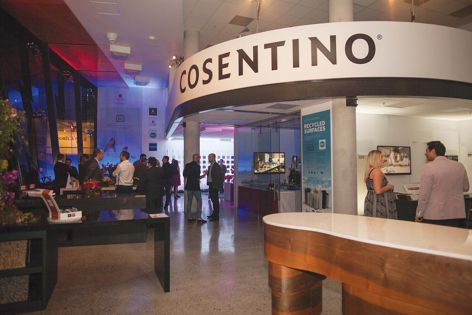 Cosentino recently opened its first Sydney showroom.