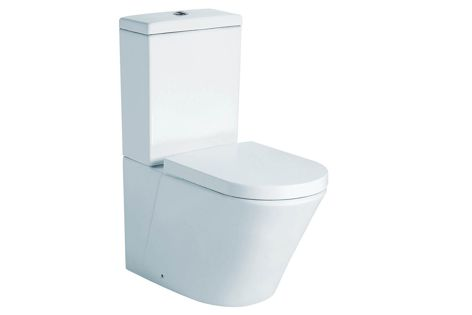 The Edge toilet suite.