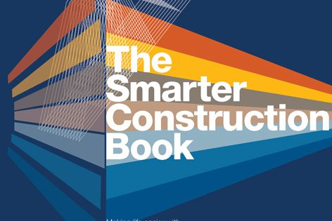 The book contains information on the latest building products, systems and processes.