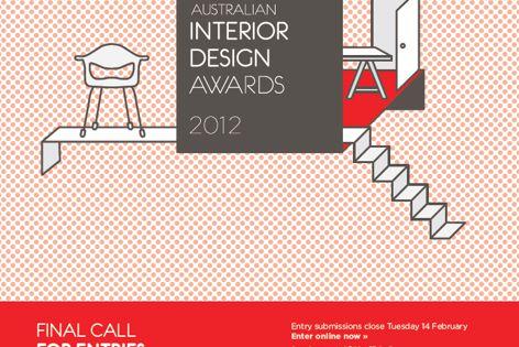 Australian Interior Design Awards 2012