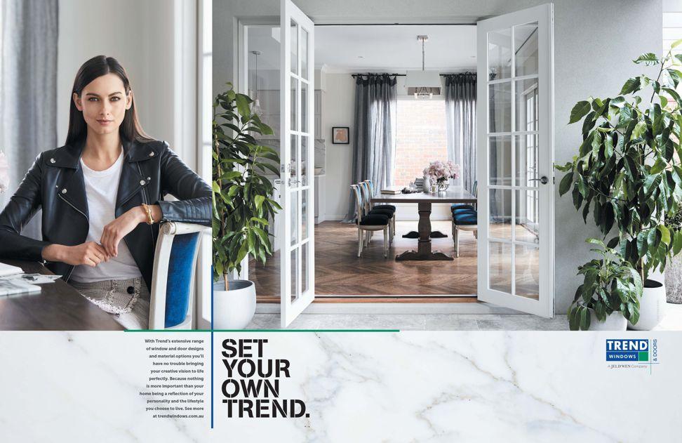 Trend's window and door designs