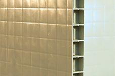 Lightweight plastic panels by Paneltim