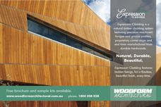 Expression cladding by Woodform