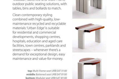 Urban Edge outdoor furniture