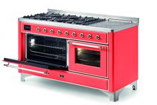 Majestic series freestanding cookers by Ilve