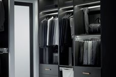 Galleria wardrobe series by Stegbar