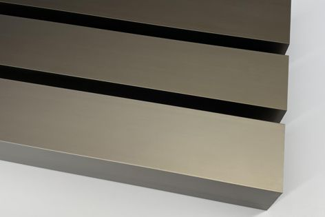 DecoUltra's architectural anodised finishes offer a contemporary new look, including three bronze shades, for aluminium products.