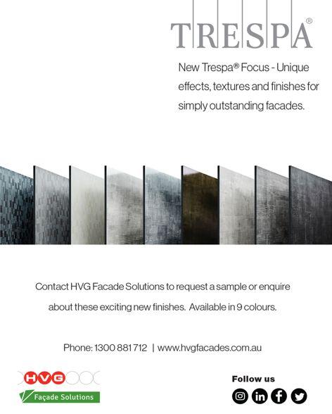 Trespa facades from HVG Facade Solutions