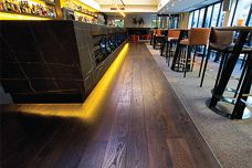 Tectonic floors by Eco Timber Group