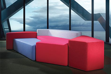 Iceberg sofa by Stylecraft