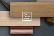 Timber studio finish selection website