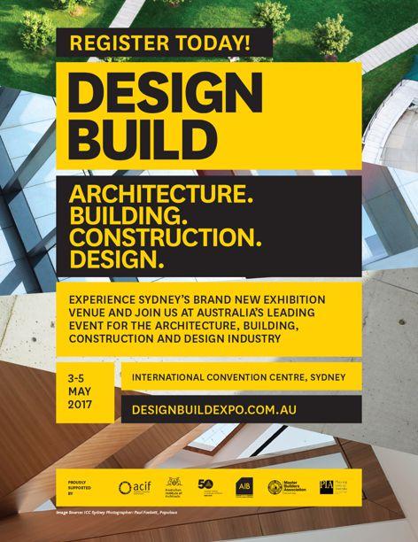 2017 DesignBuild exhibition