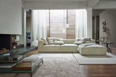 Nils modular sofa collection by Ligne Roset
