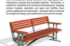 Promenade outdoor furniture by Cox