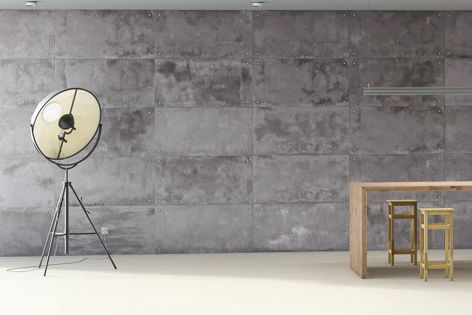 Unique (Be Smart) is one of three finishes in the Unique range of porcelain tiles by Feri and Masi, available from Artedomus.