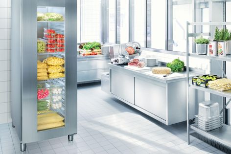 Kitchen appliances by Liebherr