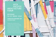 Asia Pacific Architecture Forum 2018