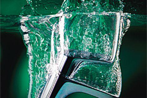 Bathroom mixers by Hansgrohe