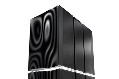 Statement amplifiers leave Naim's factory in custom-designed flight cases.