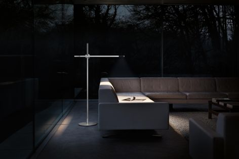 CSYS task lighting by Dyson provides localized light for specific tasks.