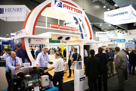The ARBS exhibition presents the latest airconditioning, refrigeration and building services products.