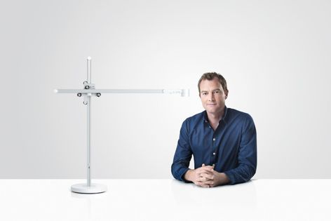Dyson's Lightcycle supports optimal illumination throughout the day.