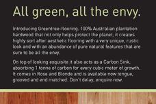 Greentree flooring