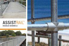 Moddex modular, no-weld handrails