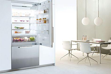 Mastercool fridge/freezer - international design, innovative features & impressive user convenience.