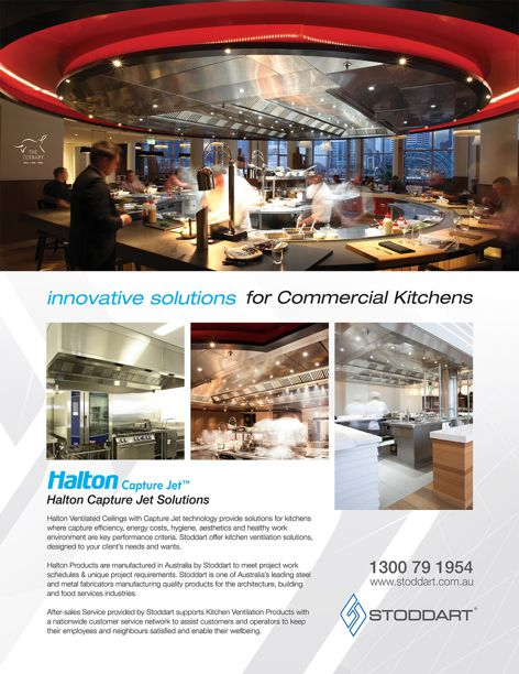 Halton Capture Jet solutions from Stoddart
