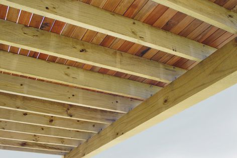Environmentally friendly T3 Green softwood provides protection against termites and fungal attack.