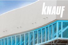 AccuTrack Flex wall framing from Knauf