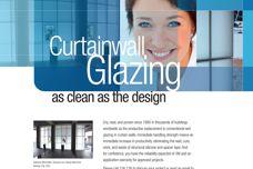 3M curtain wall glazing