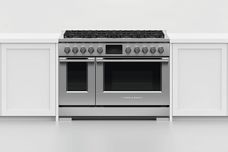Professional ranges by Fisher and Paykel