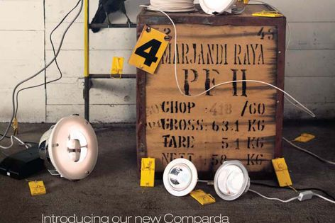 Comparda low-energy downlight range