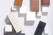 Allure metallic bricks by Austral Bricks