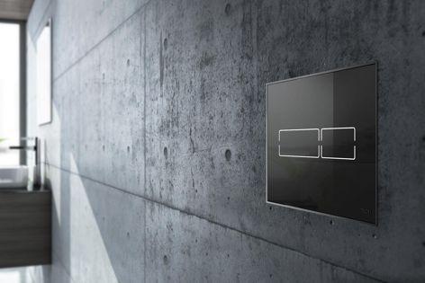 The TECElux Mini is a hygienic, low-maintenance washroom option.
