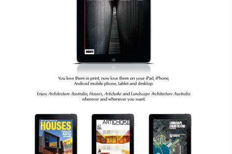 Architecture Media digital subscriptions