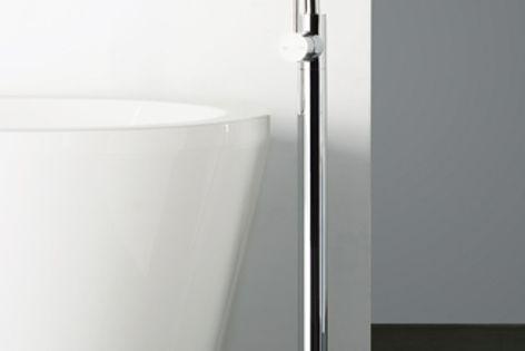 The elegant Astra Walker Icon bath mixer filler is Australian made.