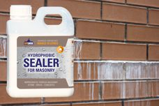Water-repellent sealer concentrate by Efflock